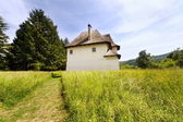 Old Romanian house — Stock Photo