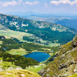 Lake Vidal in Parang mountains - Stock Photo