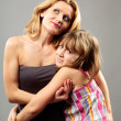 Happy mother and daughter — Stock Photo #6084759