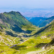 Landscape with Fagaras mountains in Romania with Transfagarasan — Stock Photo #6090269