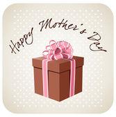 Hälsningar till mor — Stockvektor