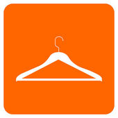 Objects collection: CLOTHES HANGER — Stock Vector