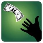 Money Drain — Stock Photo