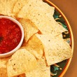 Nacho chips - Stock Photo