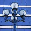 Stock Photo: Ornate street lights