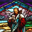 Stained glass window — Stock Photo #6350597