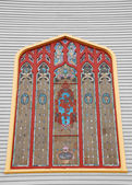 Stained glass window — Стоковое фото