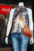 Fashion mannequin — Stock Photo