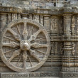 Stone Wheel, Konark — Stock Photo #5603414