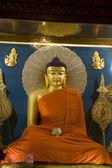 Sourire de Bouddha — Photo