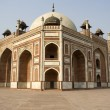 Stock Photo: Corner view of Humayun
