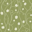 Vetorial Stock : Tulip - seamless pattern