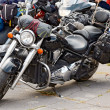 Stock Photo: Motor cycle