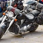 Motor cycle — Stock Photo