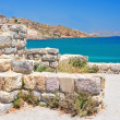 Ancient ruins in Greece — Stock Photo
