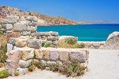 Antike Ruinen in Griechenland — Stockfoto