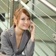Young business manager — Stock Photo