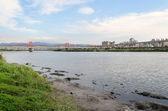 City river — Stock Photo