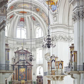 Salzburg dom — Stock Photo