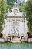 Fontana salisburgo — Foto Stock