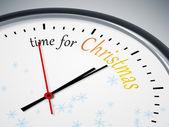 Time for christmas — Stock Photo