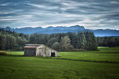 Bavarian landscape — Stock Photo