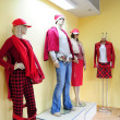Three plastic mannequins — Stock Photo #5438997