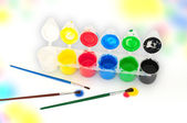 Painting set — Stock Photo
