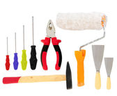 Different kinds of tools — Stock Photo