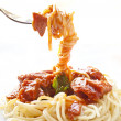 Spaghetti — Stock Photo #6129563