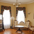 Old Traditional Sitting Room — Foto de Stock