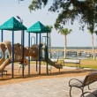 Coastal American Playground - Stock Photo