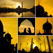 Mosques — Stock Photo