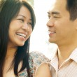 Asian couple — Stock Photo #5660943