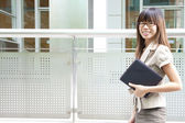Education / Business woman — Stock Photo