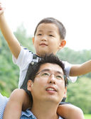 Father & Child — Stock Photo