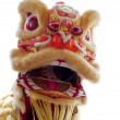 Chinese Lion Dance — Stock Photo