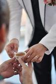 Chinese Wedding Tea Ceremony — Stock Photo