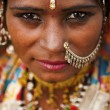 Indian woman — Photo