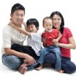 Happy Asian family — Stock Photo #6175656