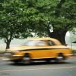 Calcutta Taxi - Stock Photo