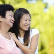 Mother & Daughter — Stock Photo #6283631