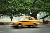 Calcutta Taxi — Stock Photo