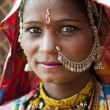 Indian woman — Foto de stock #6404613
