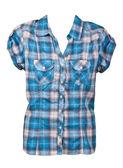 Plaid shirt — Stockfoto