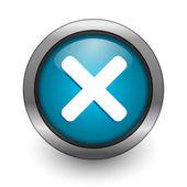 Cancel button — Stock Photo