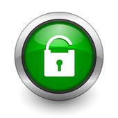 Security icon — Stock Photo