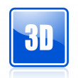 3d icon - Stock Photo