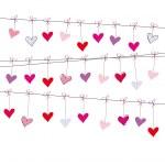 Valentine karty wesele lub — Wektor stockowy