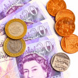 Royalty-Free Stock Photo: British money